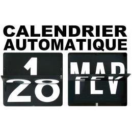 Icône calendrier automatique
