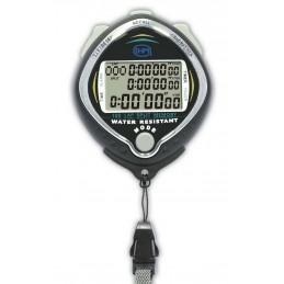 Chronomètre 100 mémoires - Etanche immersion 5ATM