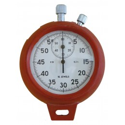 Etui de protection chronomètre rouge