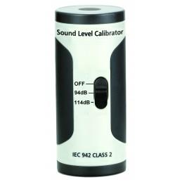 Calibrateur 94dB et 114dB pour sonomètre