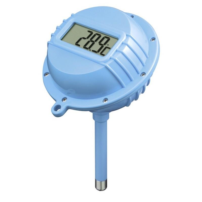 Thermomètre piscine digital