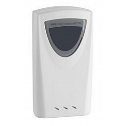 Thermomètre digital 2 canaux sans fil