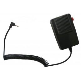 Option microphone pour Mégaphone 30W