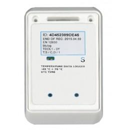 Enregistreur de température - Surveillande à distance