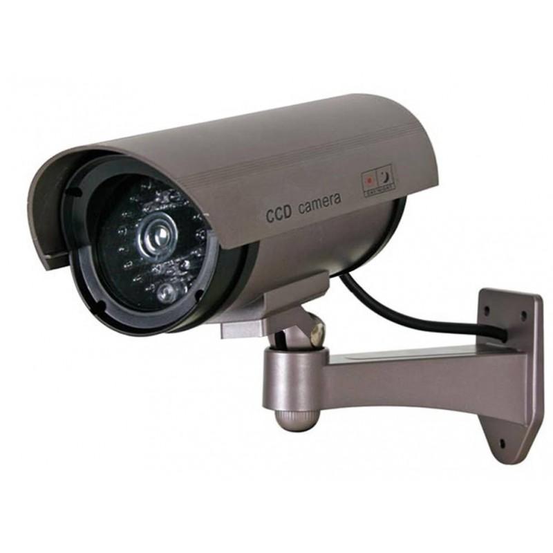 Caméra Factice En Abs Pour Utilisation Intérieure Ou Extérieure