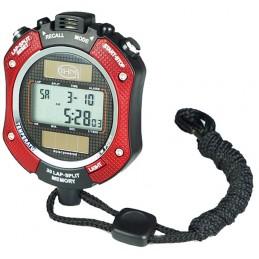 Chronomètre 30 mémoires – Solaire – Thermo / Hygromètre