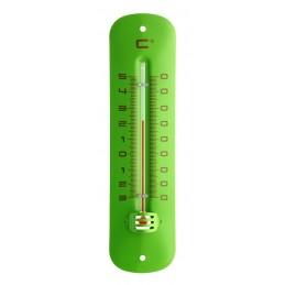 Thermomètre extérieur - Métal - Vert