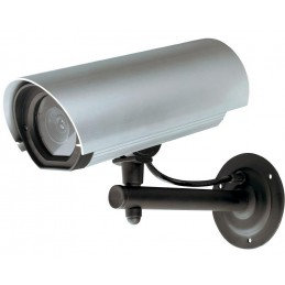 Caméra factice - Utilisation intérieure / extérieure