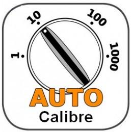 Pince ampèremétrique jusqu'à 400A - Capacité / Fréquence - Détection tension sans contact