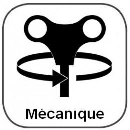 Chronomètre mécanique 1/5sec - 1/100min