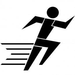 Chronomètre 100 mémoires  - Athlétisme - Spécial vitesse