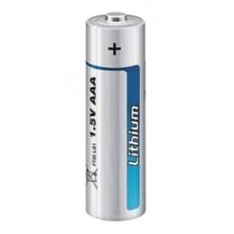 Pile bâton Llitium - Type R03-AAA
