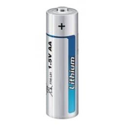 Pile bâton Llitium - Type R06-AA