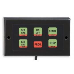 Chronomètre intérieur à diodes comptant/décomptant - 4 chiffres