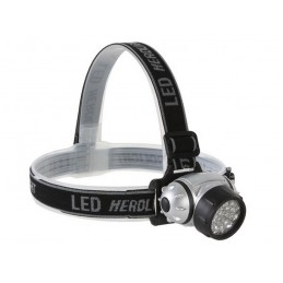 Lampe frontale 23 LEDs