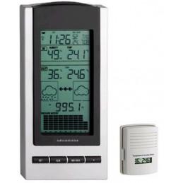 Station météo digitale classique - Pression atmosphérique