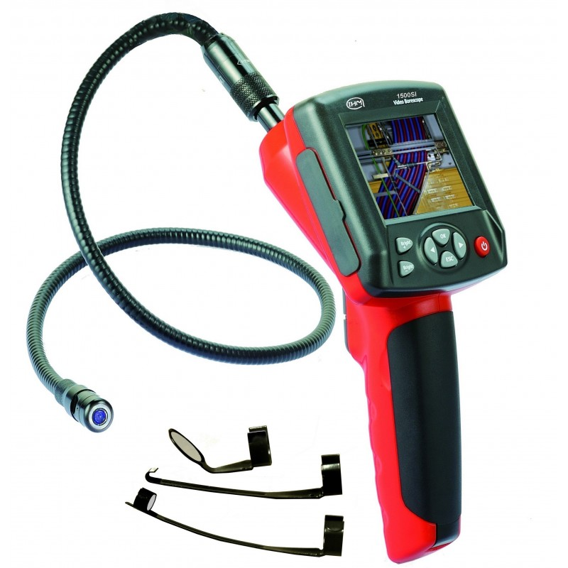 Endoscope LCD - Caméra fibre optique