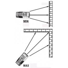 Télémètre laser - Portée 60m