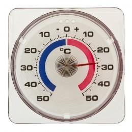 Thermomètre ABS pour congélateur - Fixation adhésif