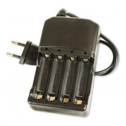 Chargeur de piles type R03/R06