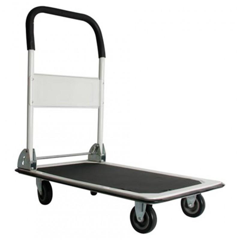 Chariot de transport jusqu'à 300kg avec poignée en mousse