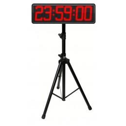Trépied de fixation pour Horloge à diodes
