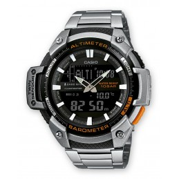 Montre Casio Altimètre/Baromètre/Thermomètre