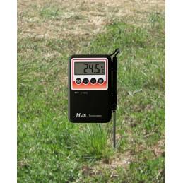 Thermomètre - sonde - 100% étanche (IP67) - Maxi/Mini