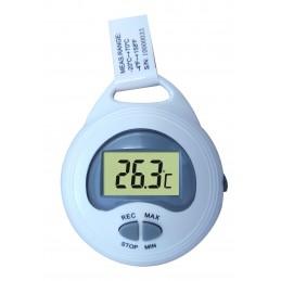 Traceur de température - Ecran LCD de contrôle