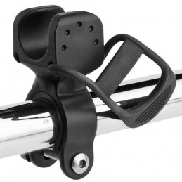 Lampe torche Led Lenser® puissante – Support vélo en option