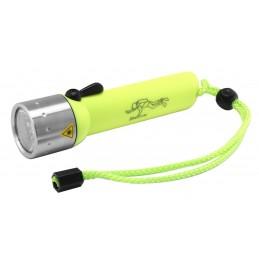 Lampe torche Led Lenser® spéciale plongée – Etanche IPX8