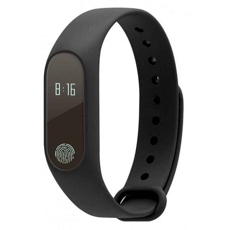 Bracelet connectée - Coloris Noir