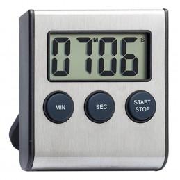 Compteur/décompteur 100 min - Façade métallique