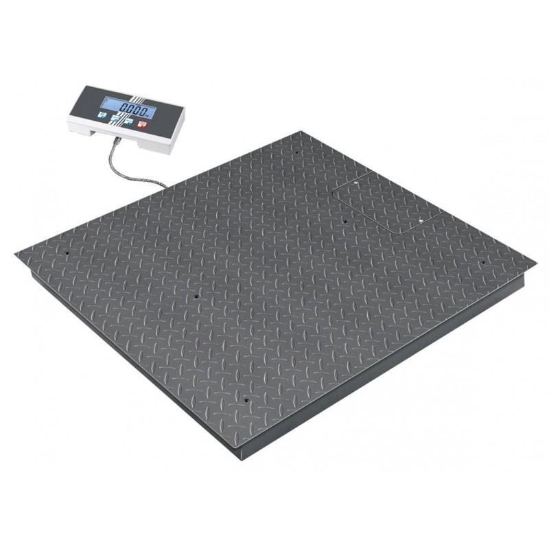 Balance pèse-palette avec afficheur déporté - Jusqu'à 1500 kg