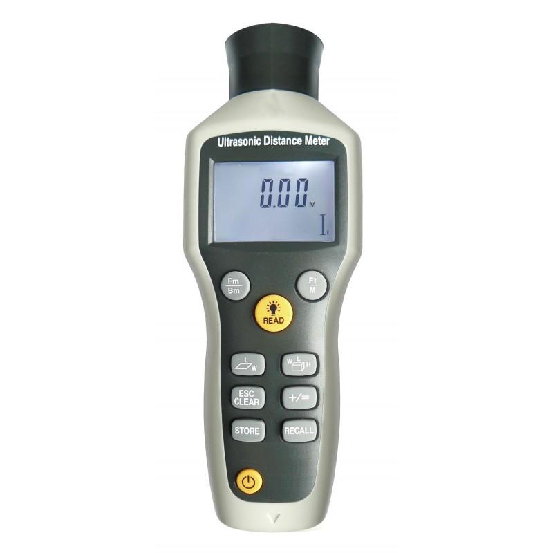 Télémètre à ultrasons - Portée 16m