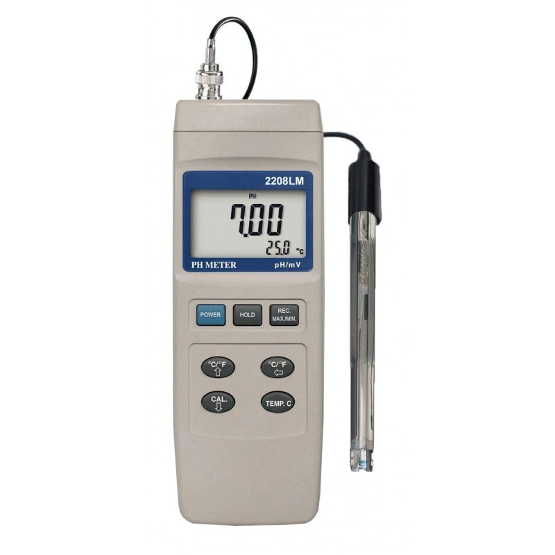 Ph mètre - Potentiel Oxydo-réduction - Thermomètre