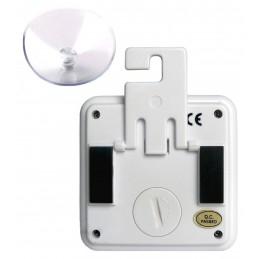 Thermomètre intérieur/extérieur - Triple affichage courant/Maxi/Mini