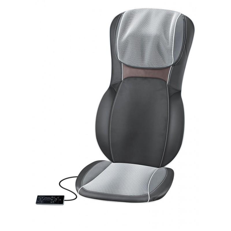 Siège de massage Shiatsu et 3D - Dos et nuque