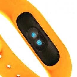 Bracelet connecté - Coloris Jaune