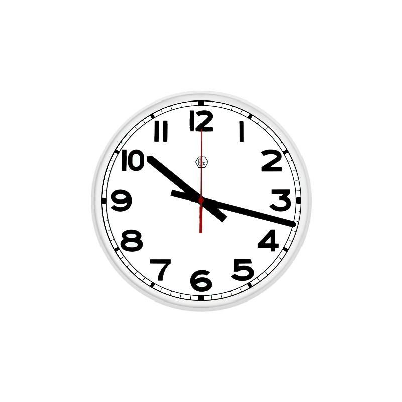 Horloge analogique ATEX 1 - Ø 400 mm