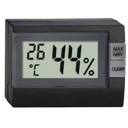 Module thermometre/hygrometre - Coloris Noir