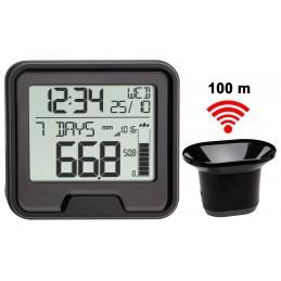 Pluviomètre digital / Température intérieure