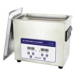Bac à ultrasons professionnel 3,2 L - Boîtier et cuve inox