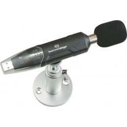 Sonomètre enregistreur / Exposimètre ambiant et individuel