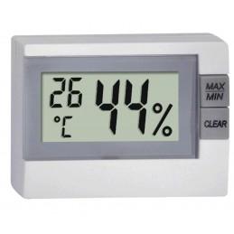 Module thermometre/hygrometre - Coloris blanc
