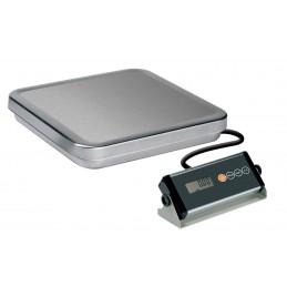 Balance industrielle à plateau inox - De 35 à 150 kg et lecture 10 à 50 g selon modèle