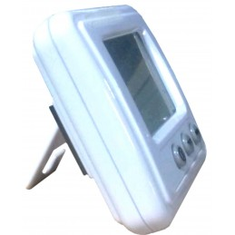 Thermometre interieur/exterieur - Triple affichage courant/Maxi/Mini
