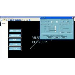 Enregistreur autonome de vibrations / accélération