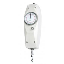 Dynamomètre analogique traction/compression - Jusqu'à 500N