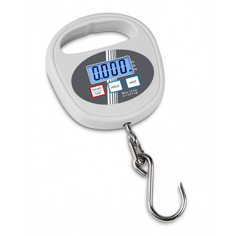 Dynamomètre digital à poignée - A partir de 5kg/5g